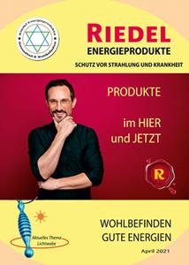 Riedel Energieprodukte Katalog 2021